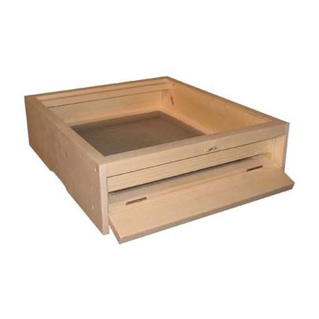 Dadant - Dennica wysoka z szufladą