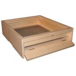 Langstroth - Dennica wysoka z szufladą